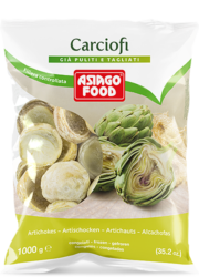 Fondi di carciofo - Asiago Food
