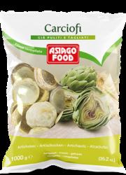 Artichoke bottoms - Asiago Food