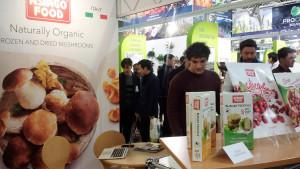 Asiago Food al Biofach 2017 - esposizione.