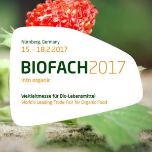 Biofach 2017 fiera del biologico.