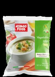 Vegetable soup (US) - Asiago Food