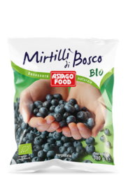 Organic blueberries - Asiago Food