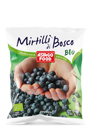 Mirtilli Bio 300g - Asiago Food