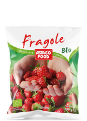 Organic strawberries - Asiago Food
