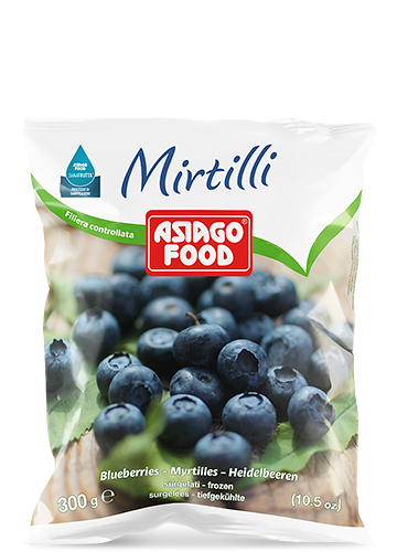 Mirtilli 300g - Asiago Food