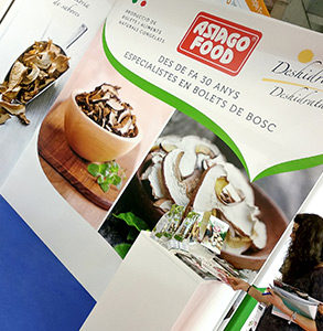 Asiago Food ad Alimentaria 2018 cover