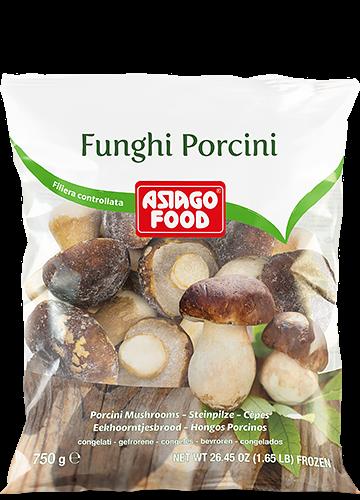 Funghi porcini interi 750g - Asiago Food